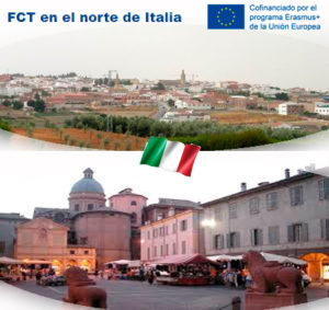 Erasmus+ en Reggio Emilia
